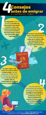 4 consejos antes de emigrar
